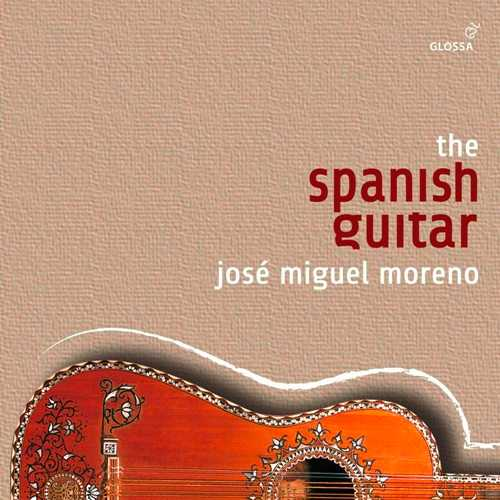 José Miguel Moreno - The Spanish Guitar (10 CD FLAC)
