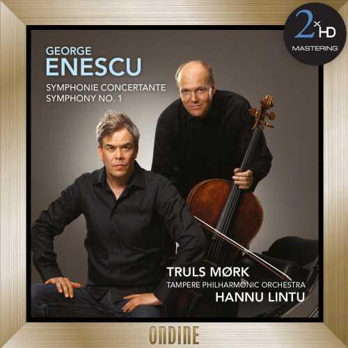Mork, Lintu: Enescu – Symphonie Concertante, Symphony no.1 (SACD DSF)