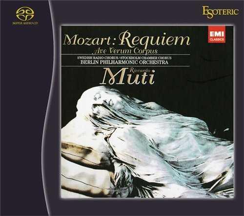 Muti: Mozart - Requiem, Ave verum corpus (SACD ISO)