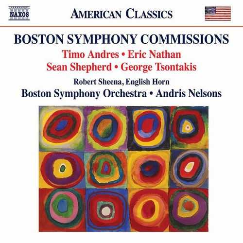 Nelsons: Boston Symphony Commissions (24/96 FLAC)