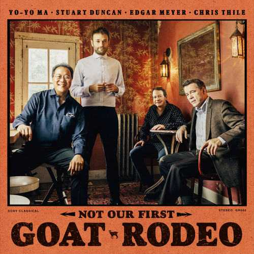 Ma, Duncan, Meyer, Thile: Not Our First Goat Rodeo (24/96 FLAC)
