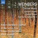 Oberaigner: Weinberg - Clarinet Music (24/96 FLAC)