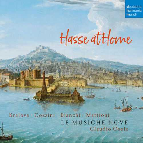 Osele: Hasse at Home (24/96 FLAC)