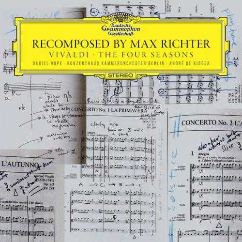 Recomposed By Max Richter. Vivaldi - The Four Seasons (24/96 FLAC)