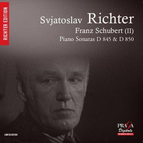 Richter: Schubert - Piano Sonatas (SACD)