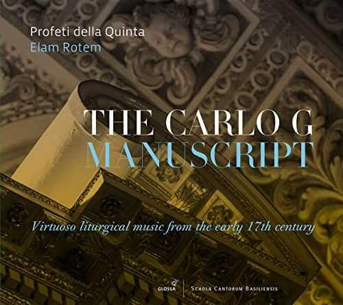 Rotem - The Carlo G Manuscript (24/96 FLAC)