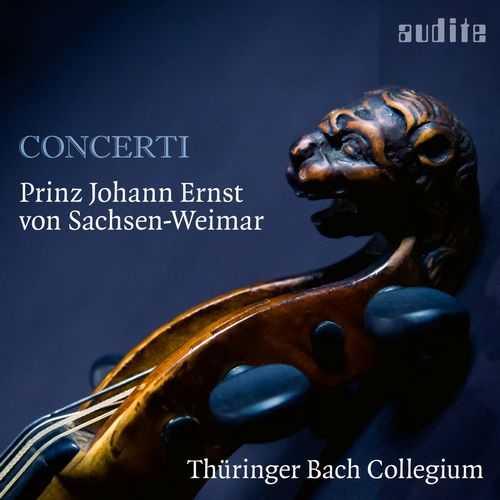 Prinz Johann Ernst von Sachsen-Weimar - Concerti (24/96 FLAC)