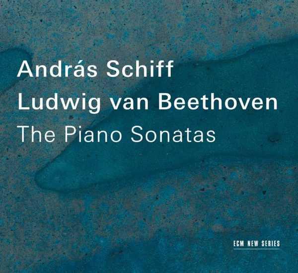 Schiff: Beethoven - The Piano Sonatas (24/44 FLAC)