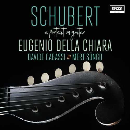 Schubert - A Portrait On Guitar