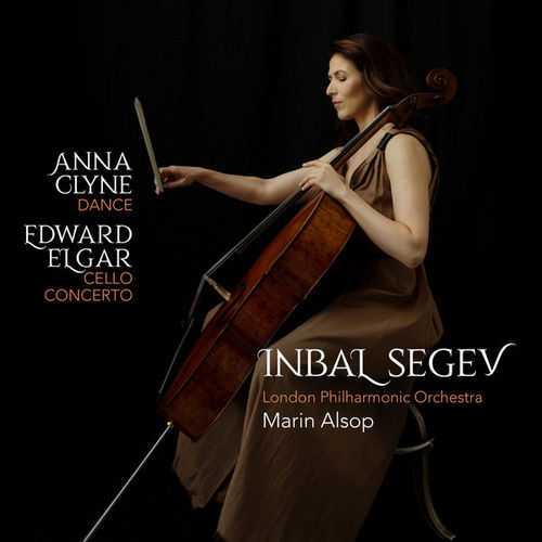 Segev, Alsop: Clyne - Dance, Elgar - Cello Concerto (24/96 FLAC)