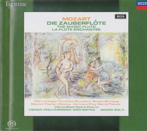 Solti: Mozart - The Magic Flute (SACD ISO)
