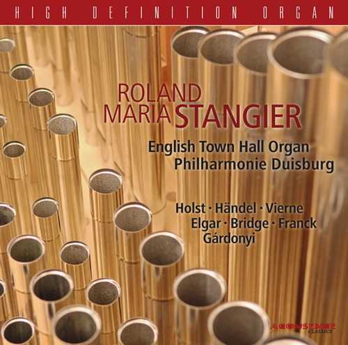 Roland Maria Stangier - English Town Hall Organ (24/192 FLAC)