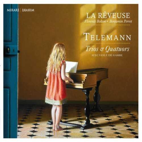 Telemann - Trios & Quatuors (24/96 FLAC)