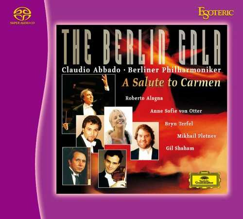 The Berlin Gala. A Salut to Carmen (SACD)