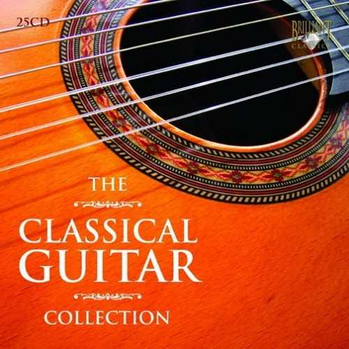 The Classical Guitar Collection (25 CD FLAC)