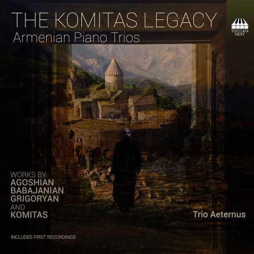The Komitas Legacy: Armenian Piano Trios (24/48 FLAC)