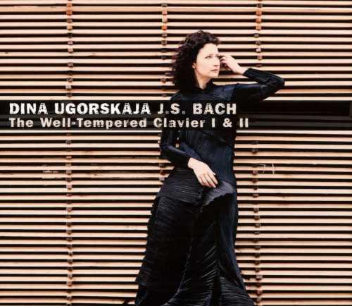 Ugorskaja: Bach - The Well-Tempered Clavier I & II (24/44 FLAC)