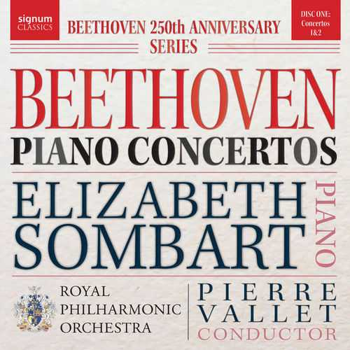 Vallet, Sombart: Beethoven - Piano Concertos (24/96 FLAC)