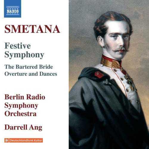 Ang: Smetana - Triumphal Symphony, Overture and Dances (24/48 FLAC)