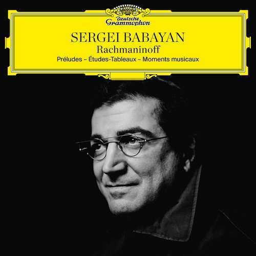 Babayan: Rachmaninov - Preludes, Etudes-Tableaux, Moments musicaux (24/44 FLAC)