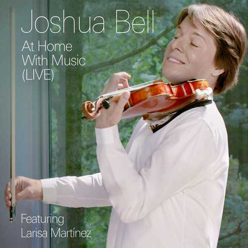 Joshua Bell - At Home With Music (24/48 FLAC)