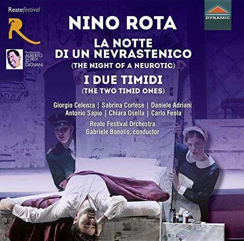 Bonolis: Rota - La notte di un nevrastenico, I due timidi (24/96 FLAC)