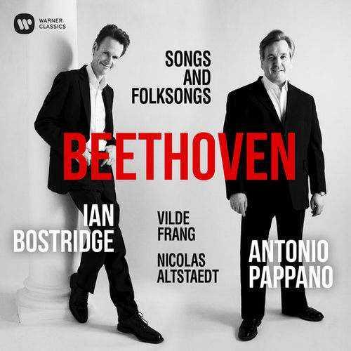 Bostridge, Pappano, Frang, Altstaedt: Beethoven - Songs and Folksongs (24/96 FLAC)
