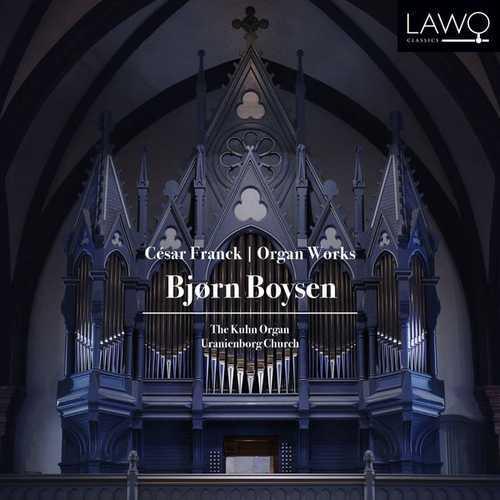 Boysen: Franck - Organ Works (24/48 FLAC)