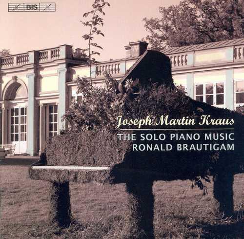 Brautigam: Kraus - The Solo Piano Music (24/44 FLAC)