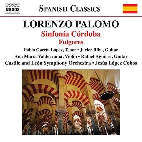 Cobos: Palomo - Sinfonia Cordoba (24/96 FLAC)
