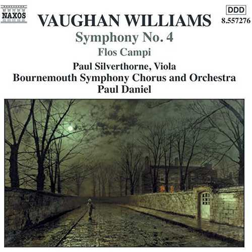 Daniel: Vaughan Williams - Symphony no.4 (24/44 FLAC)