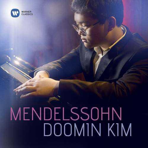 Doomin Kim: Mendelssohn (24/88 FLAC)