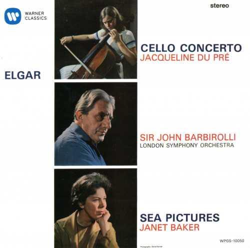 Du Pré, Barbirolli: Dvořák, Elgar - Cello Concertos  (SACD)