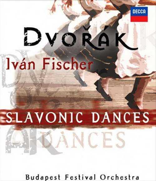 Fischer: Dvořák - Slavonic Dances (BDMV)