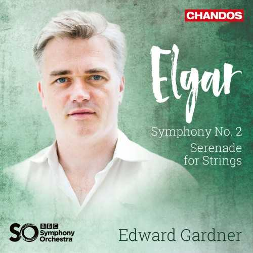 Gardner: Elgar - Symphony no.2, Serenade for Strings (24/96 FLAC)