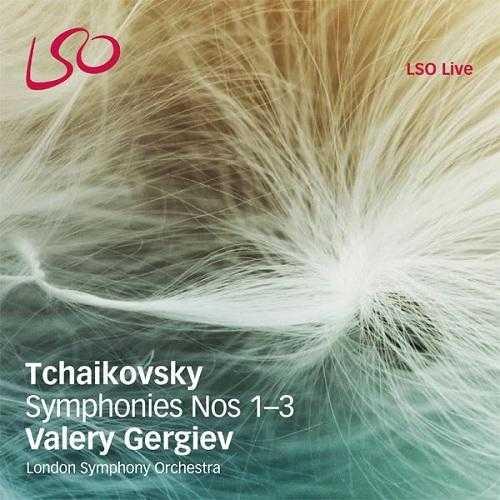 Gergiev: Tchaikovsky - Symphonies no.1-3 (24/48 FLAC)