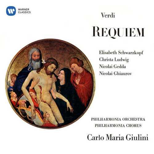 Giulini: Verdi - Messa da Requiem (24/192 FLAC)