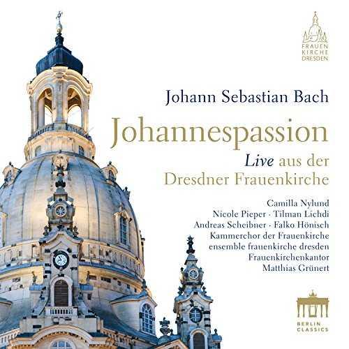 Grunert: Bach - Johannespassion (24/96 FLAC)