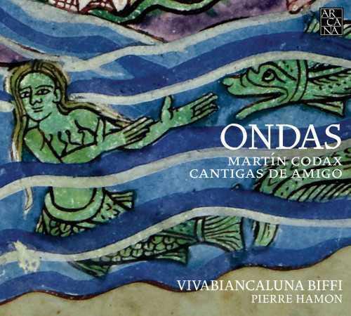 Hamon, Biffi: Codax - Cantigas de amigo (24/44 FLAC)