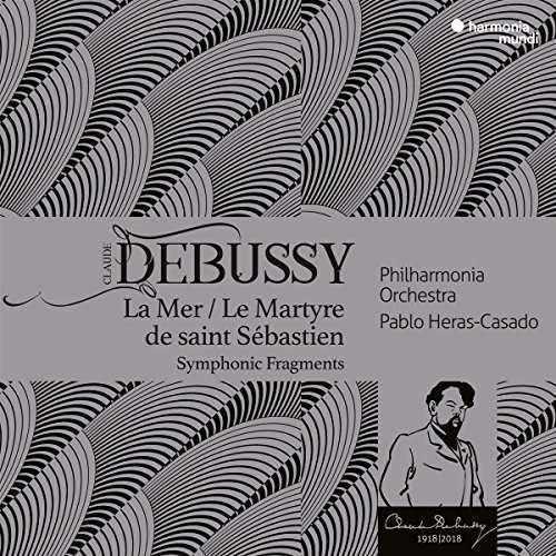 Heras-Casado: Debussy - La Mer, Le Martyre de saint Sébastien (24/48 FLAC)