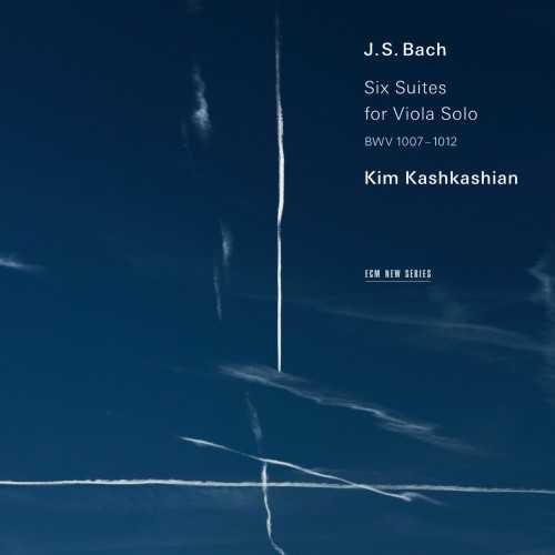 Kashkashian: Bach - Six Suites for Viola Solo (24/96 FLAC)