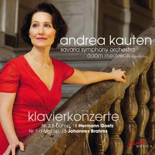 Andrea Kauten - Klavierkonzerte (24/96 FLAC)