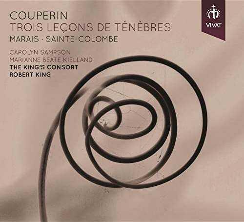 King: Couperin, Marais, Sainte-Colombe - Trois Leçons de Ténèbres (24/96 FLAC)