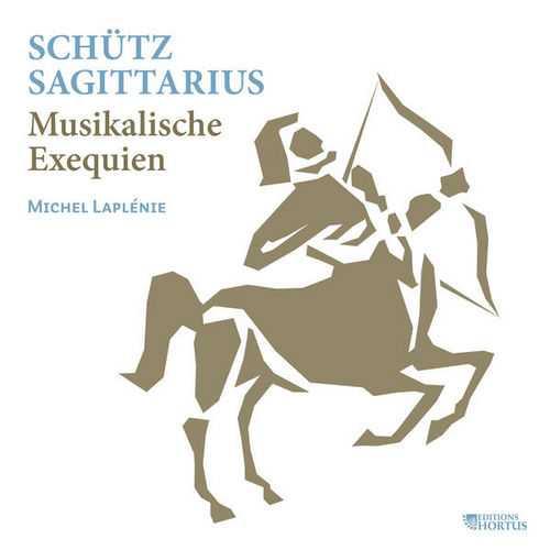Laplenie: Schutz - Musikalische Exequien (24/96 FLAC)