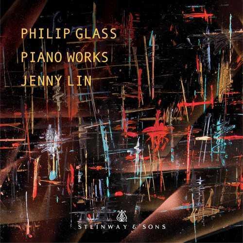 Lin: Glass - Piano Works (24/192 FLAC)
