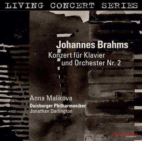 Malikova, Darlington: Brahms - Piano Concerto no.2 (24/192 FLAC)