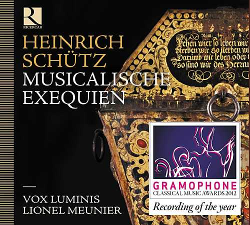 Meunier: Schutz - Musikalische Exequien (24/44 FLAC)