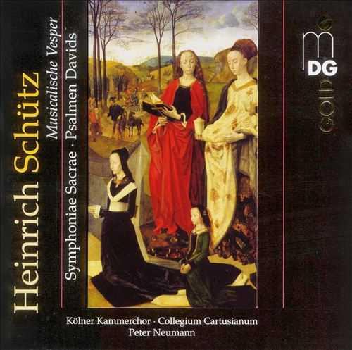 Neumann: Schütz - Musicalische Vesper (24/96 FLAC)