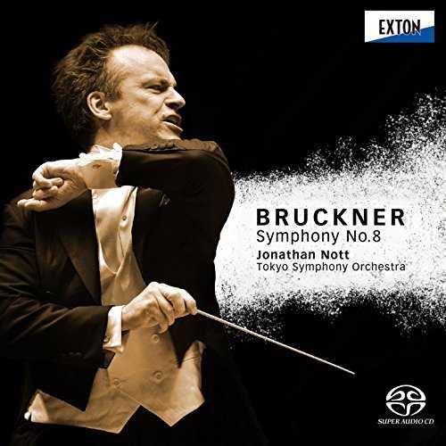 Nott: Bruckner - Symphony no.8 (SACD)