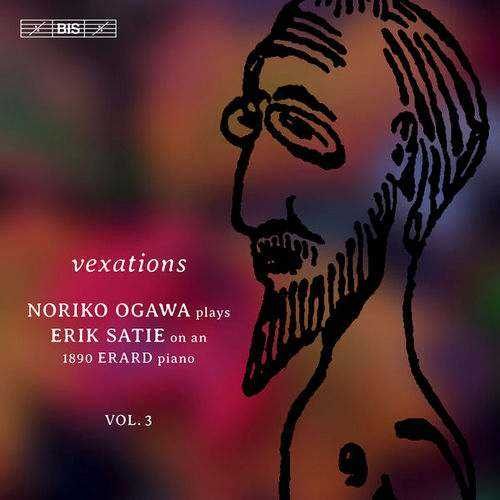Ogawa: Satie - Piano Music vol.3 (24/96 FLAC)